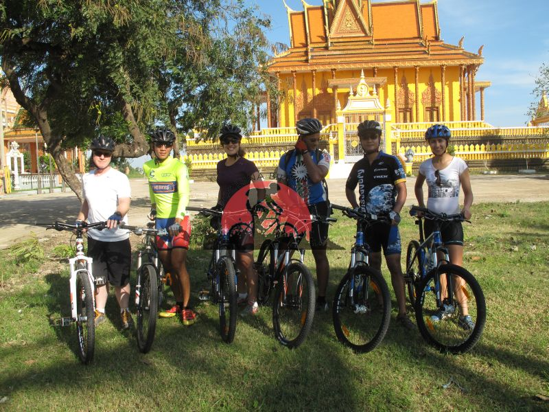 Great Cambodia Cycling Tours – 15 days